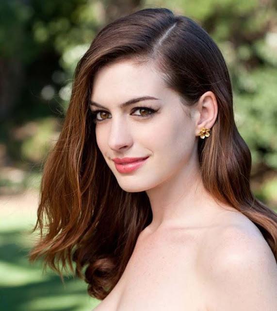 Biodata dan Profil Anne Hathaway
