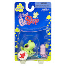 Littlest Pet Shop Singles Frog (#898) Pet