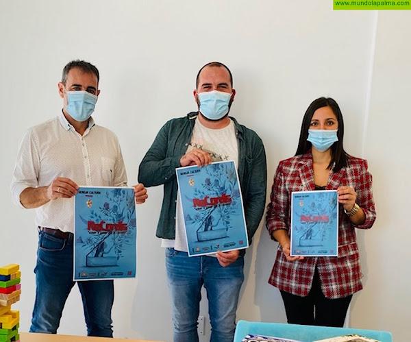El Ayuntamiento de San Andrés y Sauces y Seroja Cultura  estrenan el proyecto 'RECORDIS', dirigido a los usuarios de la Residencia de Mayores