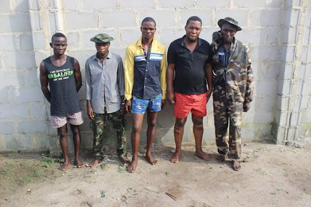 Rivers Police Rescues Kidnapped Victims, Recovers Toyota Highlander