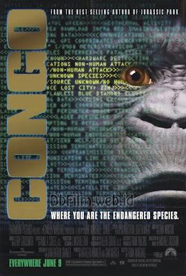 Sinopsis film Congo (1995)