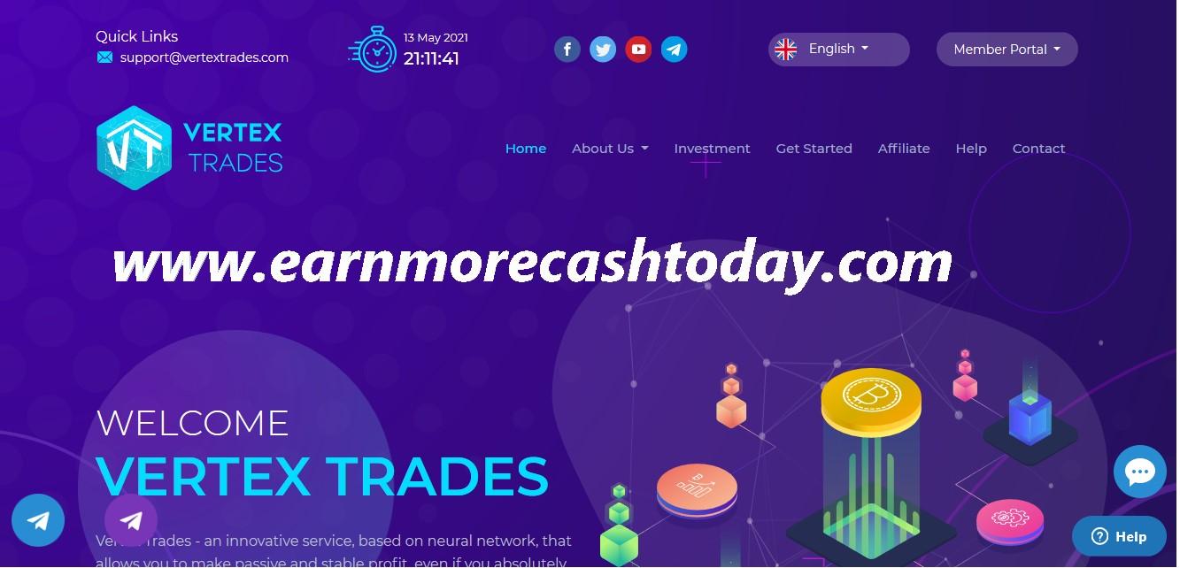 Vertex Trades Review