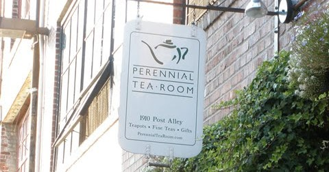 Hanamichi Make Your Own Tea Blend At The Perennial Tea Room