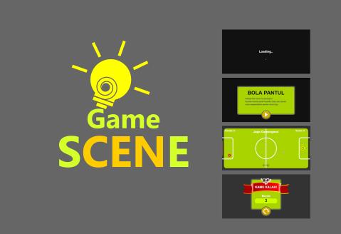 Membuat Game Scene
