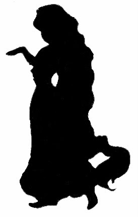 The gallery for --> Rapunzel Disney Princess Silhouette