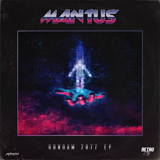 Gundam 2077 EP van Mantus