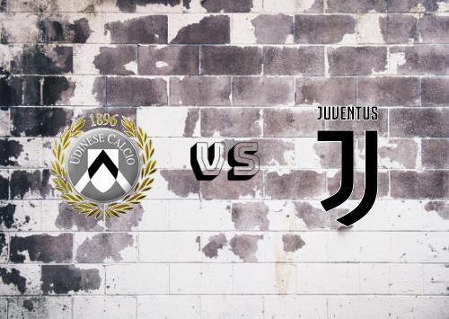 Udinese vs Juventus  Resumen y Partido Completo