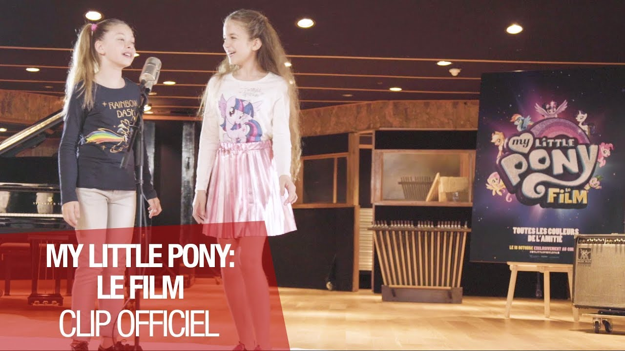 Equestria Daily - MLP Stuff!: French My Little Pony Movie Song ...