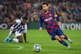 نتيجة مباراة برشلونة ضد سلتا فيغو اليوم بتاريخ 09-11-2019 الدوري الاسباني