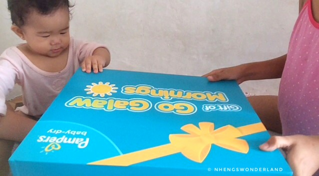 Goodbye Lawlaw, Go Galaw with the New Pampers Baby Dry!