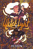 witchlight by jessi zabarsky book cover