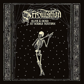 "Το βίντεο των Tribulation για το ""Strange Gateways Beckon"" από το album ""Alive & Dead at Södra Teatern"""