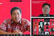 Buka Meeting Gerakan 1000 Starup, Wagub Ungkap Nusa Utara Banyak Potensi