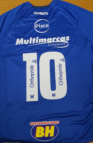 0fb7b9d4f4 Toque Di Letra  Cruzeiro fecha patrocínio para camisa em 2019