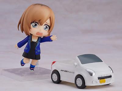 """Nendoroid Aoi Miyamori de """"Shirobako"""" - Good Smile Company"""