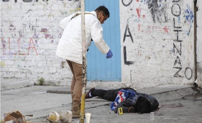 México atraviesa la época más sangrienta de su historia