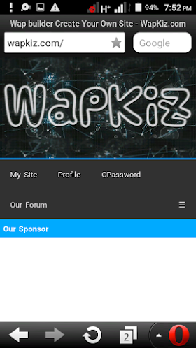 How to creat wapkiz New Style Download Site 2020 Part -1