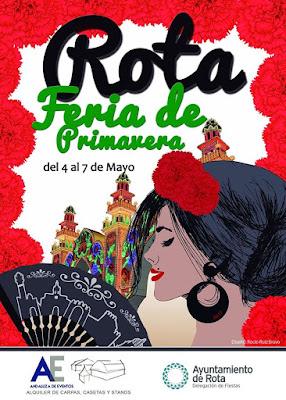 Feria de Primavera de Rota 2017 - Rocío Ruiz Bravo