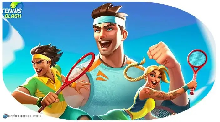 tennis clan, best android games to download