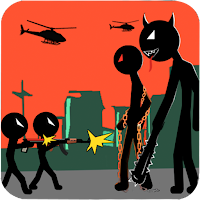 Stickman Army: World War Legacy Fight Mod Apk