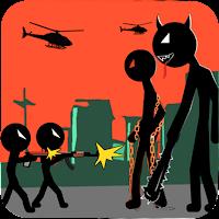 Stickman Army: World War Legacy Fight Mod Apk