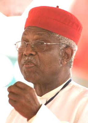 After the white man, the next most important person made by God was Igbo — Ekwueme quotes northerners