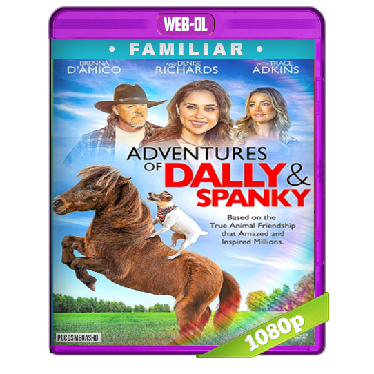 Adventures of Dally & Spanky (2019) WEB-DL 1080p Audio Dual