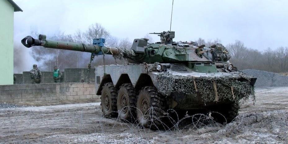 Перший колісний танк