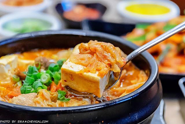 MG 1591 - 熱血採訪│台中老字號韓式料理,多達近80種韓式料理任你挑,還有50種小菜讓你吃到飽!