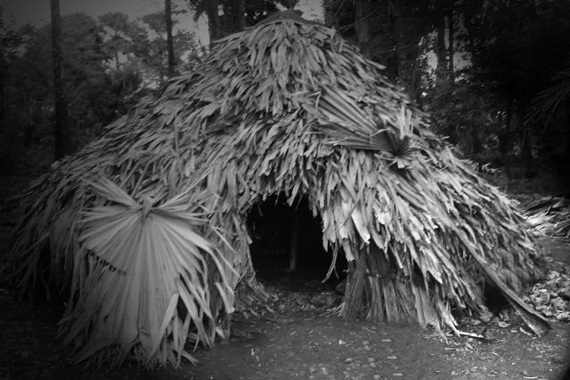 Gambar rumah zaman neolitikum