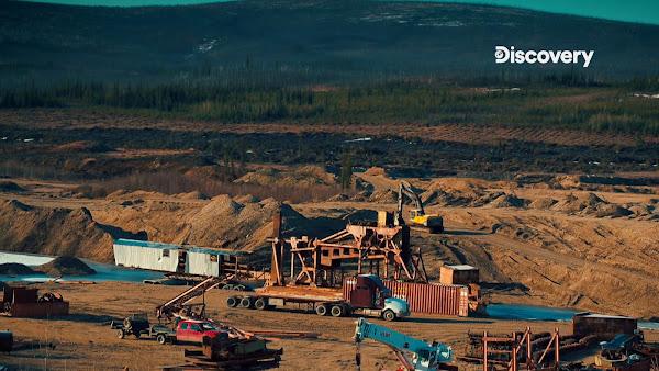 Discovery頻道 《金礦的賭注第11季》因為疫情而停擺的黃金礦場