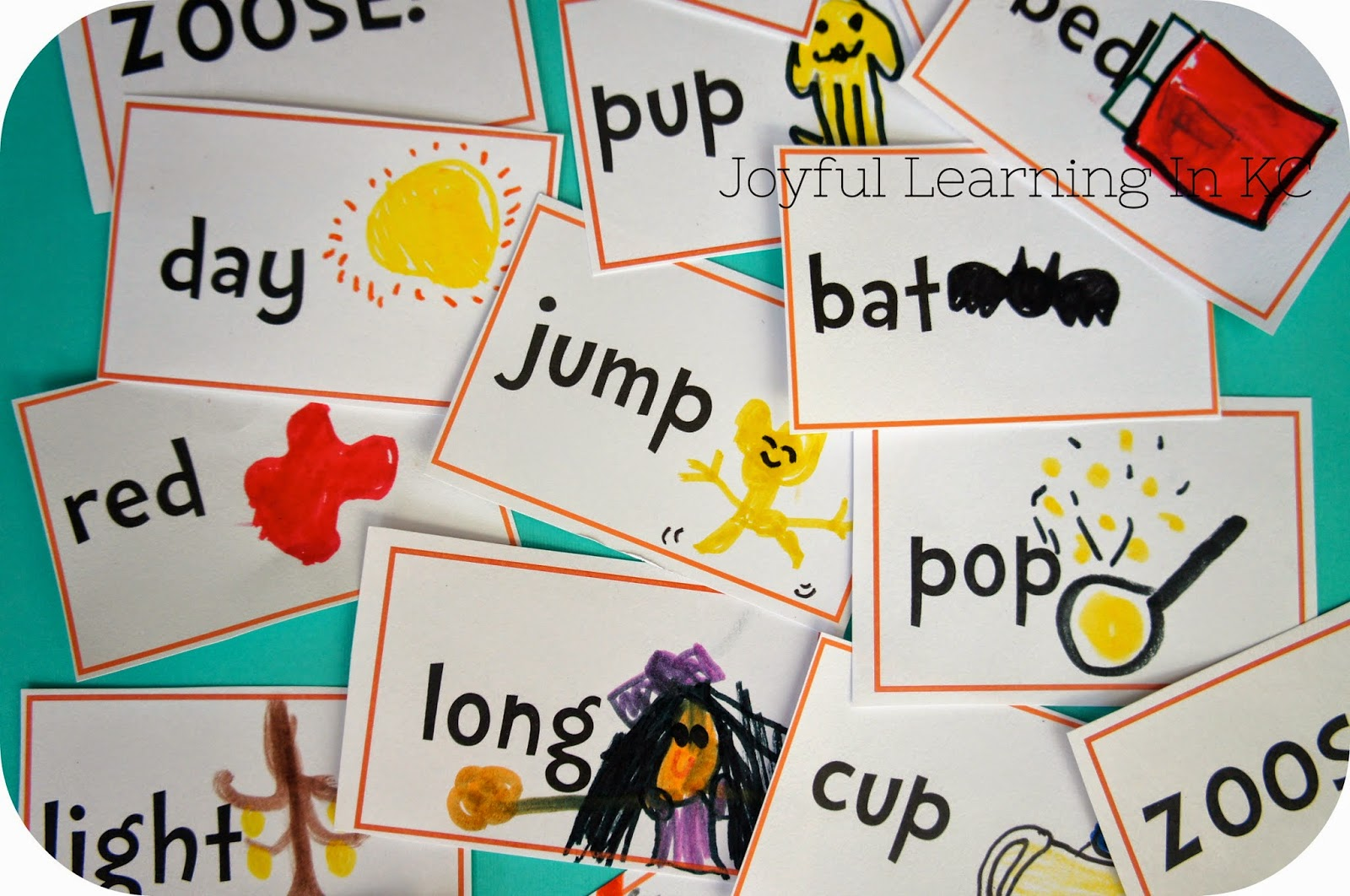 Joyful Learning In Kc Word Family Games For Dr Seuss