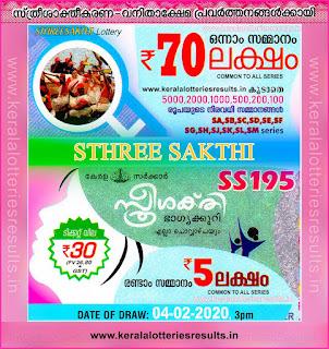 "KeralaLotteriesresults.in, ""kerala lottery result 04.02.2020 sthree sakthi ss 295"" 4th February 2020 result, kerala lottery, kl result,  yesterday lottery results, lotteries results, keralalotteries, kerala lottery, keralalotteryresult, kerala lottery result, kerala lottery result live, kerala lottery today, kerala lottery result today, kerala lottery results today, today kerala lottery result, 4 2 2020, 4.2.2020, kerala lottery result 4-2-2020, sthree sakthi lottery results, kerala lottery result today sthree sakthi, sthree sakthi lottery result, kerala lottery result sthree sakthi today, kerala lottery sthree sakthi today result, sthree sakthi kerala lottery result, sthree sakthi lottery ss 295 results 04-02-2020, sthree sakthi lottery ss 295, live sthree sakthi lottery ss-295, sthree sakthi lottery, 4/2/2020 kerala lottery today result sthree sakthi, 04/02/2020 sthree sakthi lottery ss-295, today sthree sakthi lottery result, sthree sakthi lottery today result, sthree sakthi lottery results today, today kerala lottery result sthree sakthi, kerala lottery results today sthree sakthi, sthree sakthi lottery today, today lottery result sthree sakthi, sthree sakthi lottery result today, kerala lottery result live, kerala lottery bumper result, kerala lottery result yesterday, kerala lottery result today, kerala online lottery results, kerala lottery draw, kerala lottery results, kerala state lottery today, kerala lottare, kerala lottery result, lottery today, kerala lottery today draw result,"