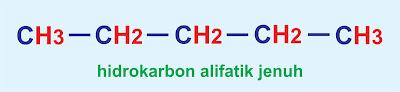 Hidrokarbon Alifatik Jenuh - pentana