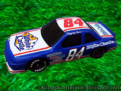 Diggity Dave #84 White Castle Ford Racing Champions 1/64 NASCAR diecast blog custom Mike Alexander