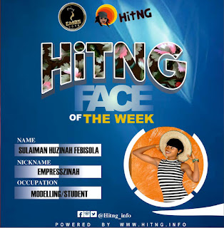 HiTNG Face$quote=Sulaiman Huzinah Febisola
