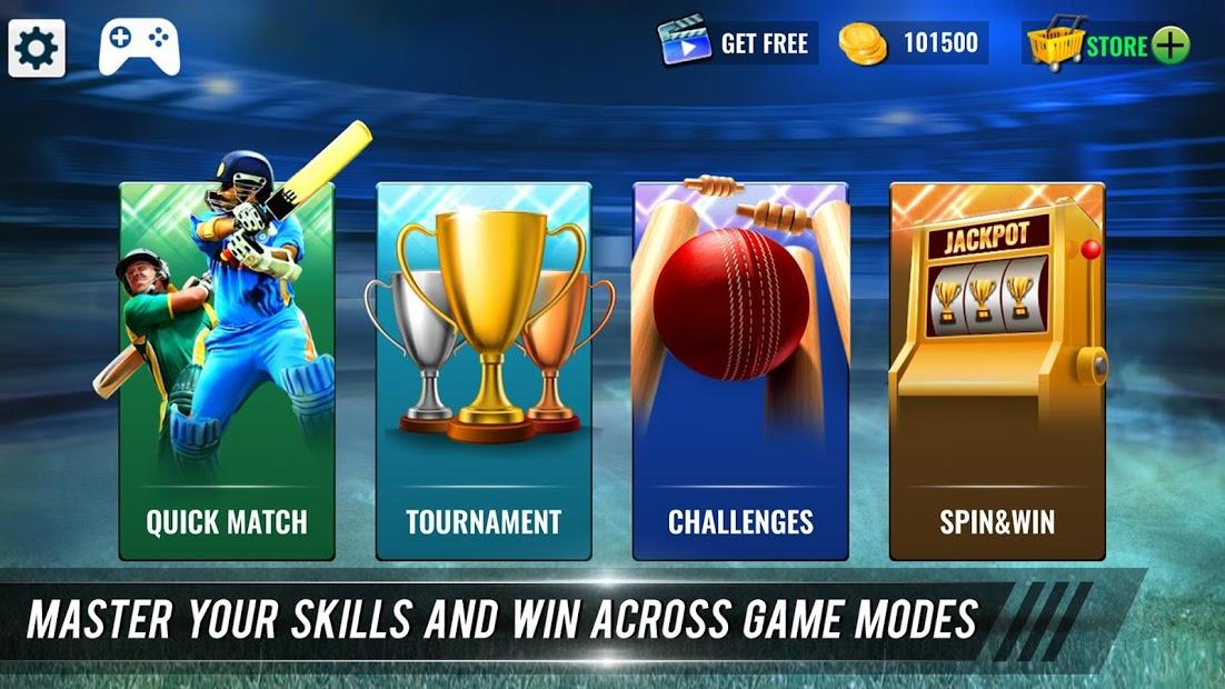 T20 Cricket Champions 3D Hileli APK
