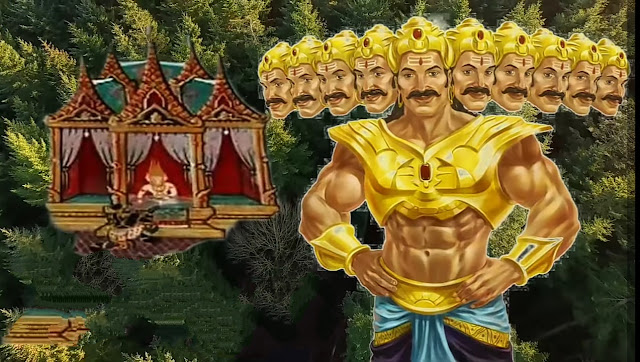 Ravana history.