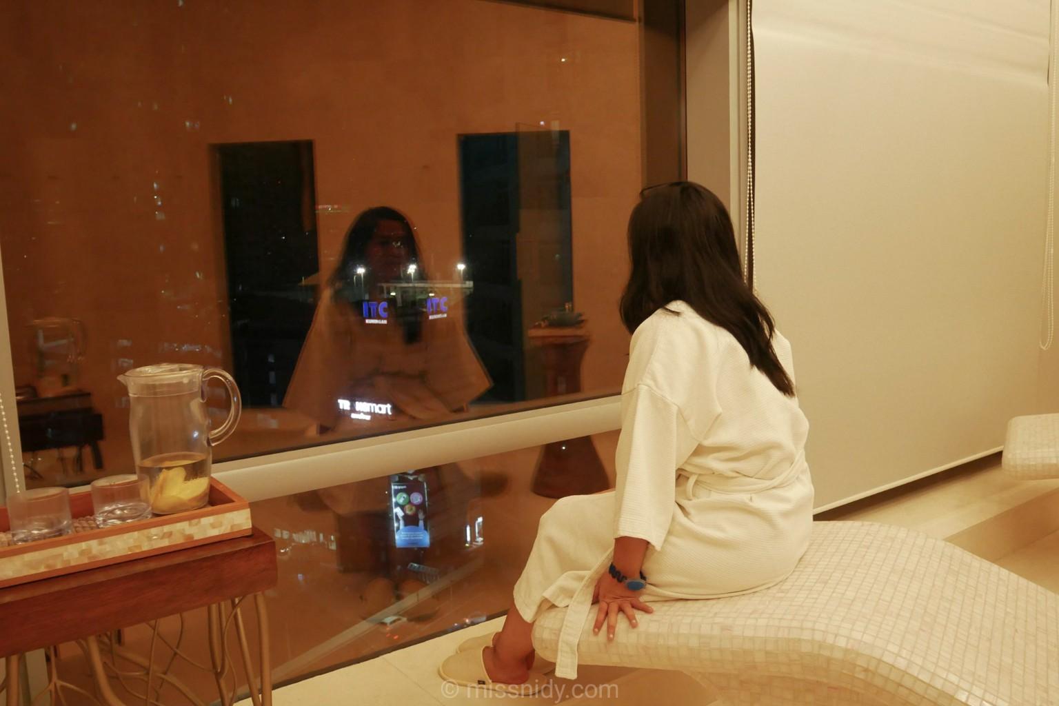 raffles hotel spa jakarta