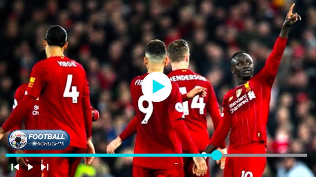 Liverpool vs Wolverhampton Wanderers Highlights