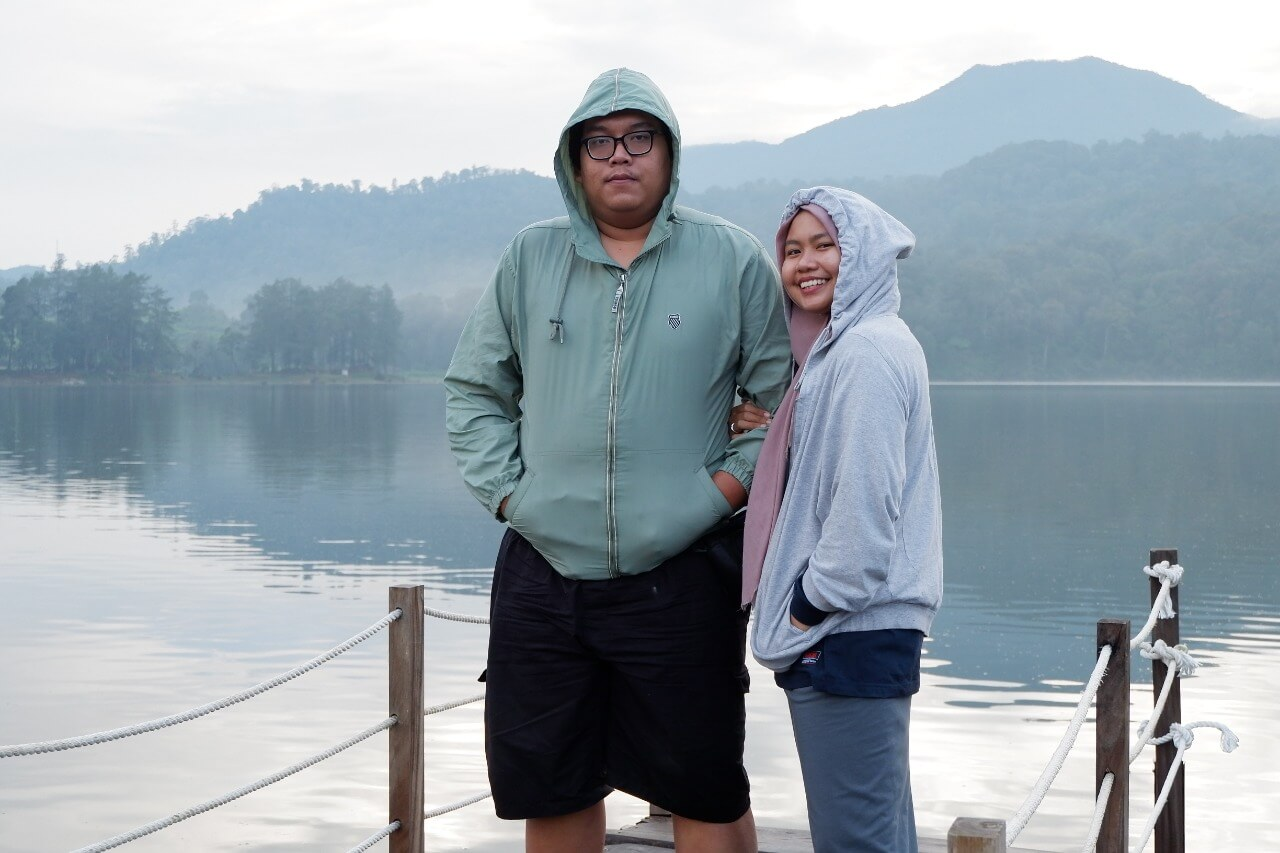 review menginap Glamping Lakeside