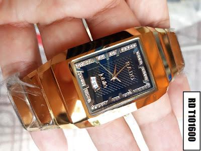 Đồng hồ nam cao cấp dây đá ceramic RD T101600