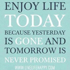 Image result for live life to the fullest quote