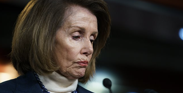 Nancy's Wrath: Pelosi Threatens Fellow Democrats Over Defections On Procedural Vote In Gun Control Fight