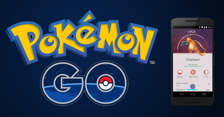 Downloading Pokémon GO Game for Android? Beware! It Could be Malicious...
