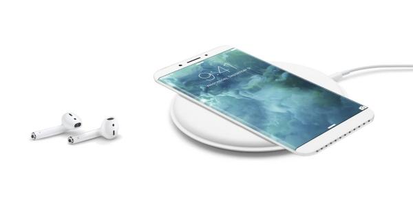 Carga inalámbrica en iPhone
