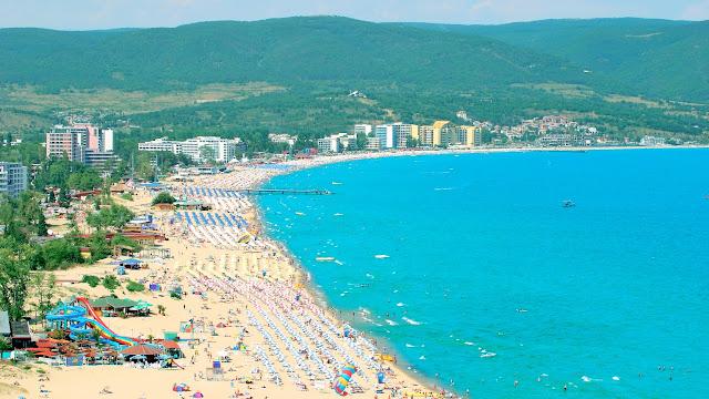 sunny beach Nessebar tourist place - Yatraworld
