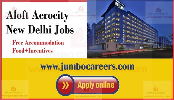 Job openings in New Delhi