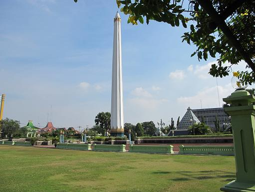 Tugu Pahlawan Kota Surabaya