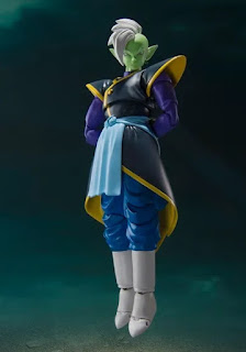 S.H.Figuarts Zamasu y Super Saiyan God Super Saiyan Vegito –SUPER-  de Dragon Ball Super. - Tamashii Nations